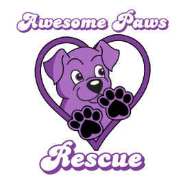 Awesome paws logo