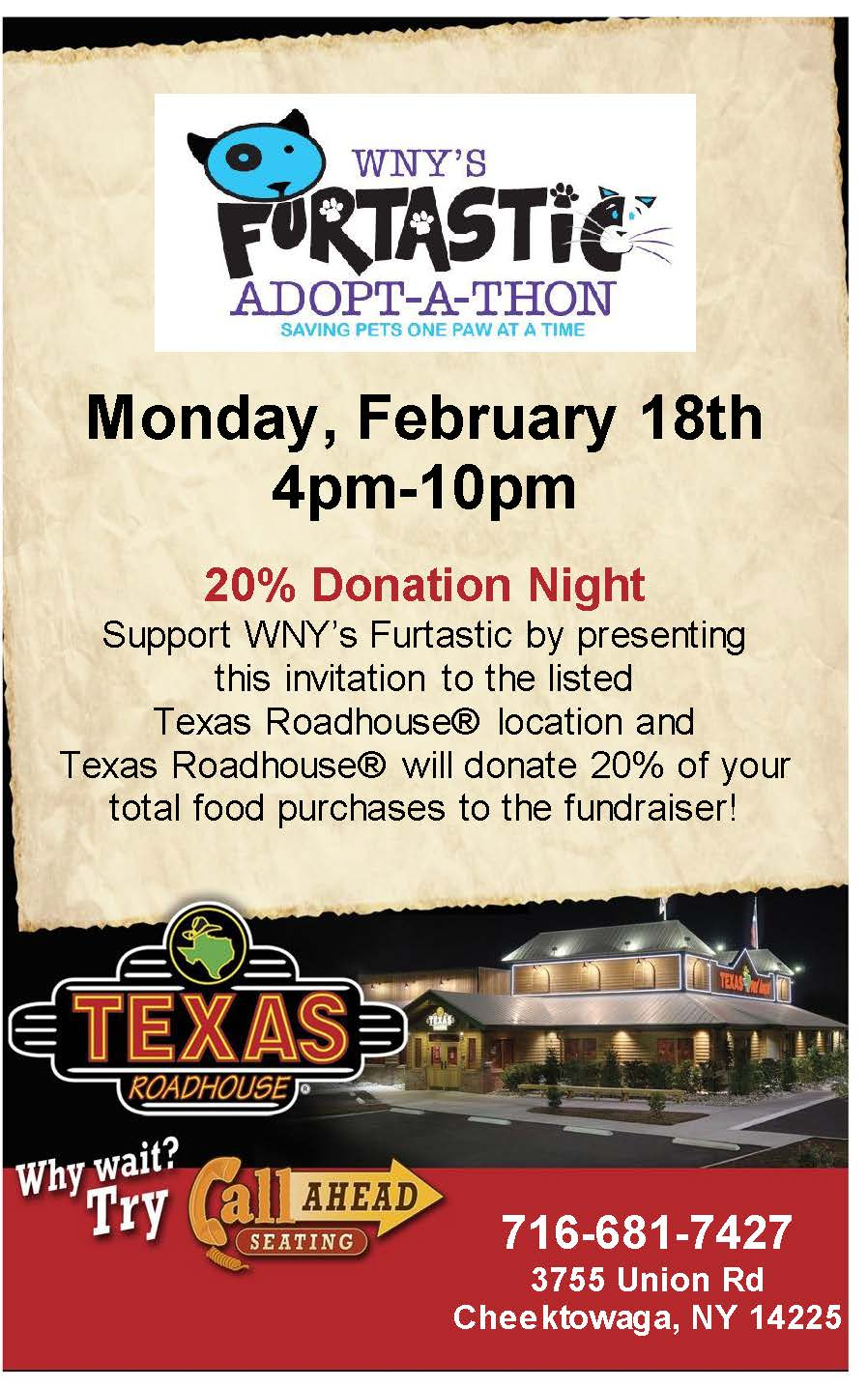 Rev Texas Roadhouse Flyer 2 18 19